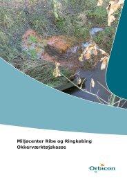 Miljøcenter Ribe og Ringkøbing Okkerværktøjskasse - Naturstyrelsen