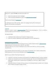 Regler vedr. olietanke - AK Varmeteknik ApS