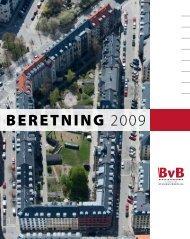 BERETNING 2009 - BvB