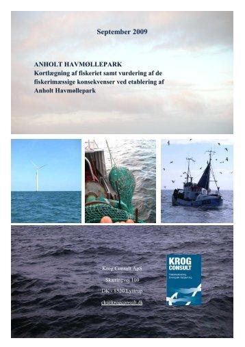 Kortlægning og effektvurdering af fiskeri - Energistyrelsen