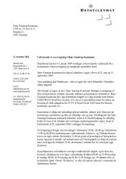 Datatilsynets udt. (pdf) - Taastrup Netavis