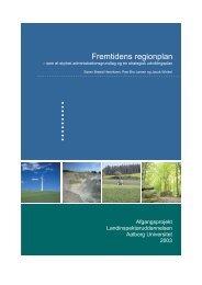 Fremtidens regionplan - Regionplanudvalget