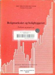 Dansk økonomi, maj 1970 - De Økonomiske Råd