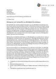 Enhedslisten Folketinget Christiansborg 1240 København K Sendt ...