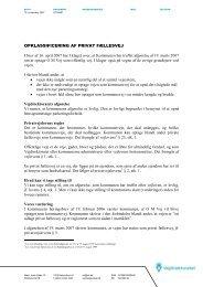 07-04481 Opklassificering af privat fællesvej.pdf - Vejdirektoratet