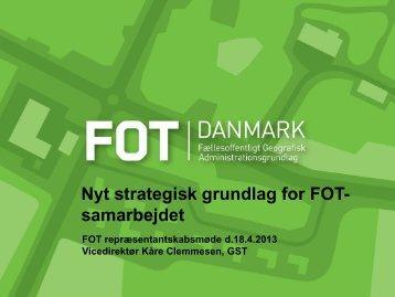 Strategi - FOTdanmark