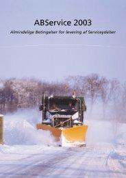 ABService 2003 - Foreningen af Rådgivende Ingeniører F.R.I.