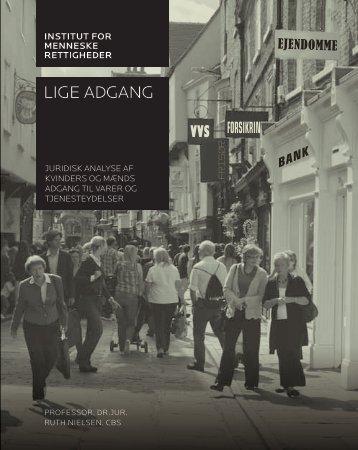 LIGE ADGANG - OpenArchive@CBS