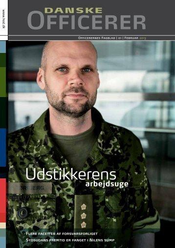 Udstikkerens - Hovedorganisationen af Officerer i Danmark