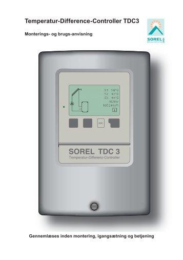 Installation - Sorel