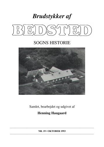 Hefte 19, side 647-694.pdf - Bedsted Sogns