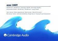 AP172872 azur 340T Multilingual User's Manual Cover - print full ...