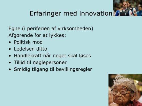Innovation og økonomistyring v