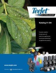Katalog 51-DA - TeeJet