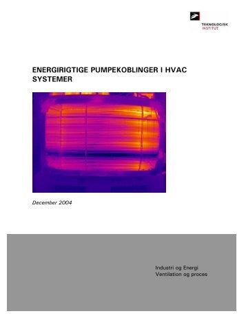 Hovedrapport pdf - Elforsk