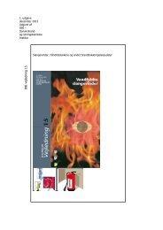 Udkast til DBI vejledning 15.pdf - SikkerhedsBranchen