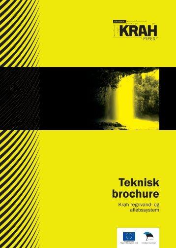 Teknisk brochure - Krah Pipes