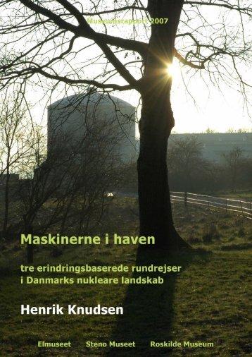 Maskinerne i haven - Dansk Dekommissionering