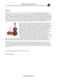 Klassisk Musik - Familien Hansens Hjemmeside