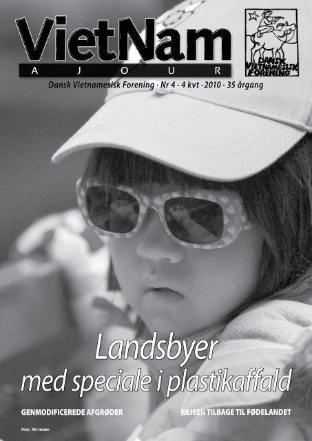 Landsbyer med speciale i plastikaffald - Dansk Vietnamesisk Forening