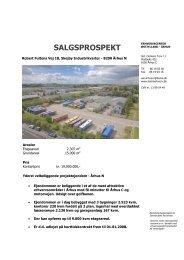Download prospekt (pdf) - Marselis Ejendomme
