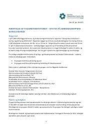 Fornyelse af taxameteret - Danske Erhvervsskoler