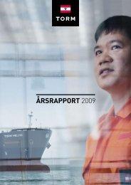 Årsrapport 2009 - Torm