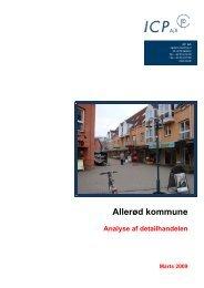 Analyse af - Allerød Kommune