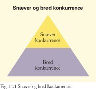 Kapitel 11 – Konkurrenceforhold - trojka.dk