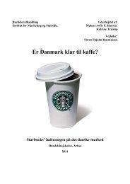 Er Danmark klar til kaffe? - PURE
