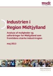 Analyse - Region Midtjylland