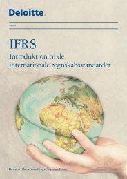 Introduktion til de internationale regnskabsstandarder - IAS Plus
