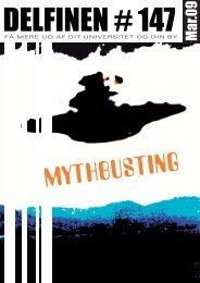 mythbusting - Delfinen