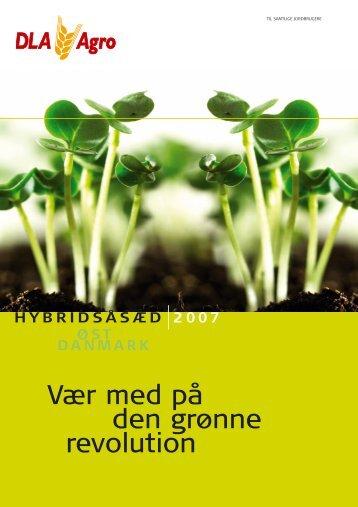 Vær med på den grønne revolution - NAG