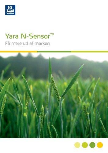 Yara N-Sensor™ - Yara Danmark