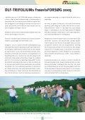 ProduktionsDATA og FrøavlsFORSØG - DLF-TRIFOLIUM Denmark - Page 5