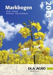Markbogen - Hedegaard Agro