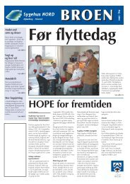 HOPE for fremtiden - Region Nordjylland