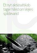 """""""Virksomhedsplan 2011"""". - Vejle Spildevand - Page 4"""
