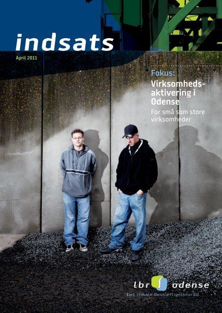 Virksomheds- aktivering i Odense - Det Lokale Beskæftigelsesråd i ...