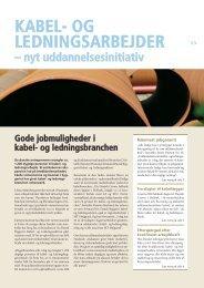 Læs mere om uddannelsen her - Dansk Byggeri