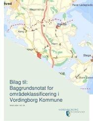 Bilag til - Vordingborg Kommune