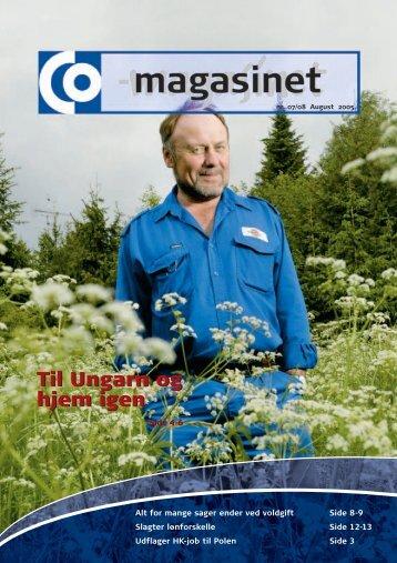 Læs CO-Magasinet - CO-industri