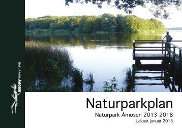 Udkast til Naturparkplan for Naturpark Åmosen