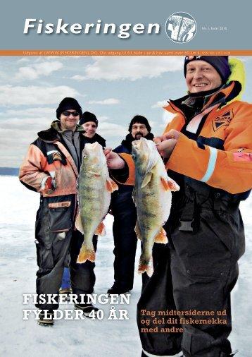 SEJ FANGSt - Fiskeringen