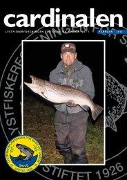 Cardinalen 2012-1 - Lystfiskerforeningen for Skive og Omegn