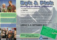 Dyk & Pløk - SU-events