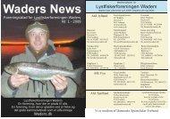 waders news 09,1web - Lystfiskerforeningen Waders
