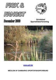 Fisk og Fangst december 2009 - Grindsted Sportsfiskerforening