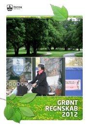 Grønt reGnskab 2012 - Herning Kommune